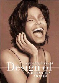 Cover Janet Jackson - Design Of A Decade 1986/1996 [DVD]